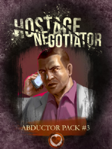 Hostage Negotiator : Abductor Pack 3